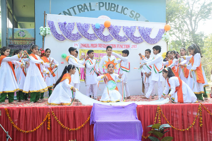 Annual Function Elementary Classes 2019