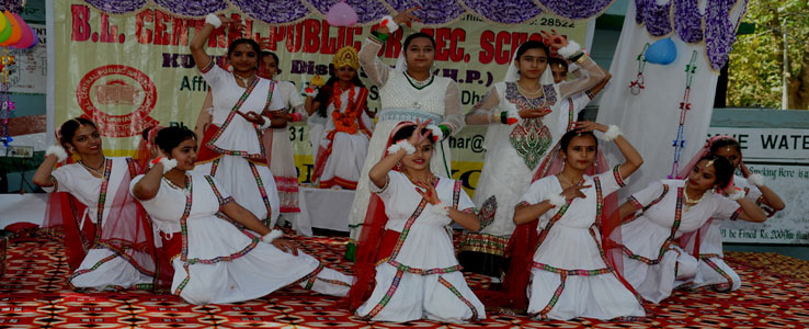 Cultural programme on Annual Function