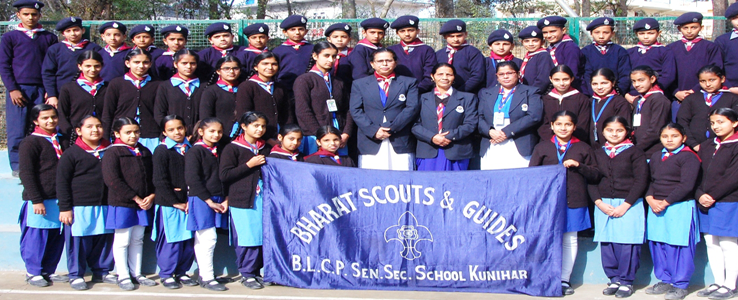 SCOUT&GUIDE TROOP