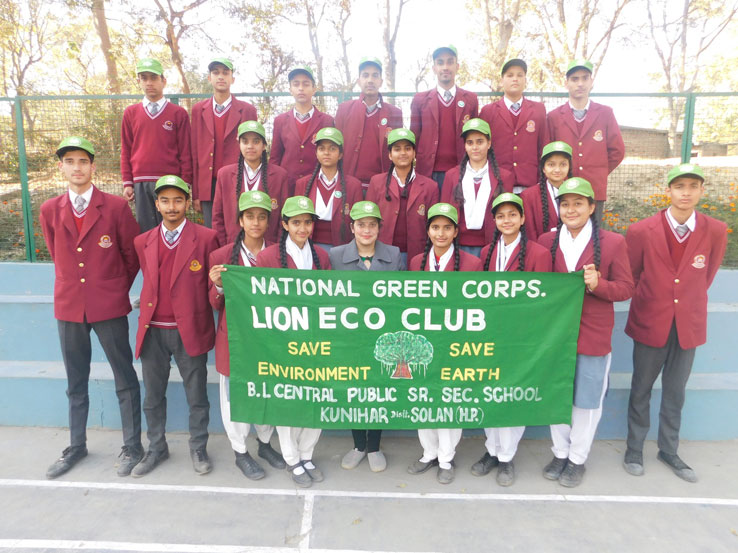 LION ECO CLUB TROOP
